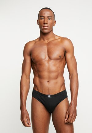 7 PACK - Briefs - black dark solid