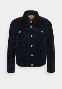 ORIGINAL TRUCKER - Summer jacket - lush indigo