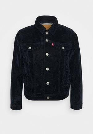 ORIGINAL TRUCKER - Denim jacket - lush indigo