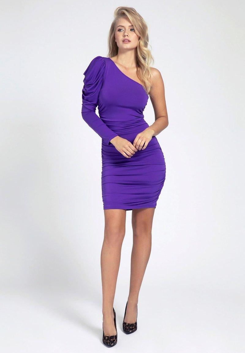 Guess - Shift dress - violett