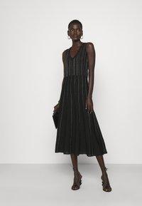 MAX&Co. - SABINA - Cocktail dress / Party dress - black - 1