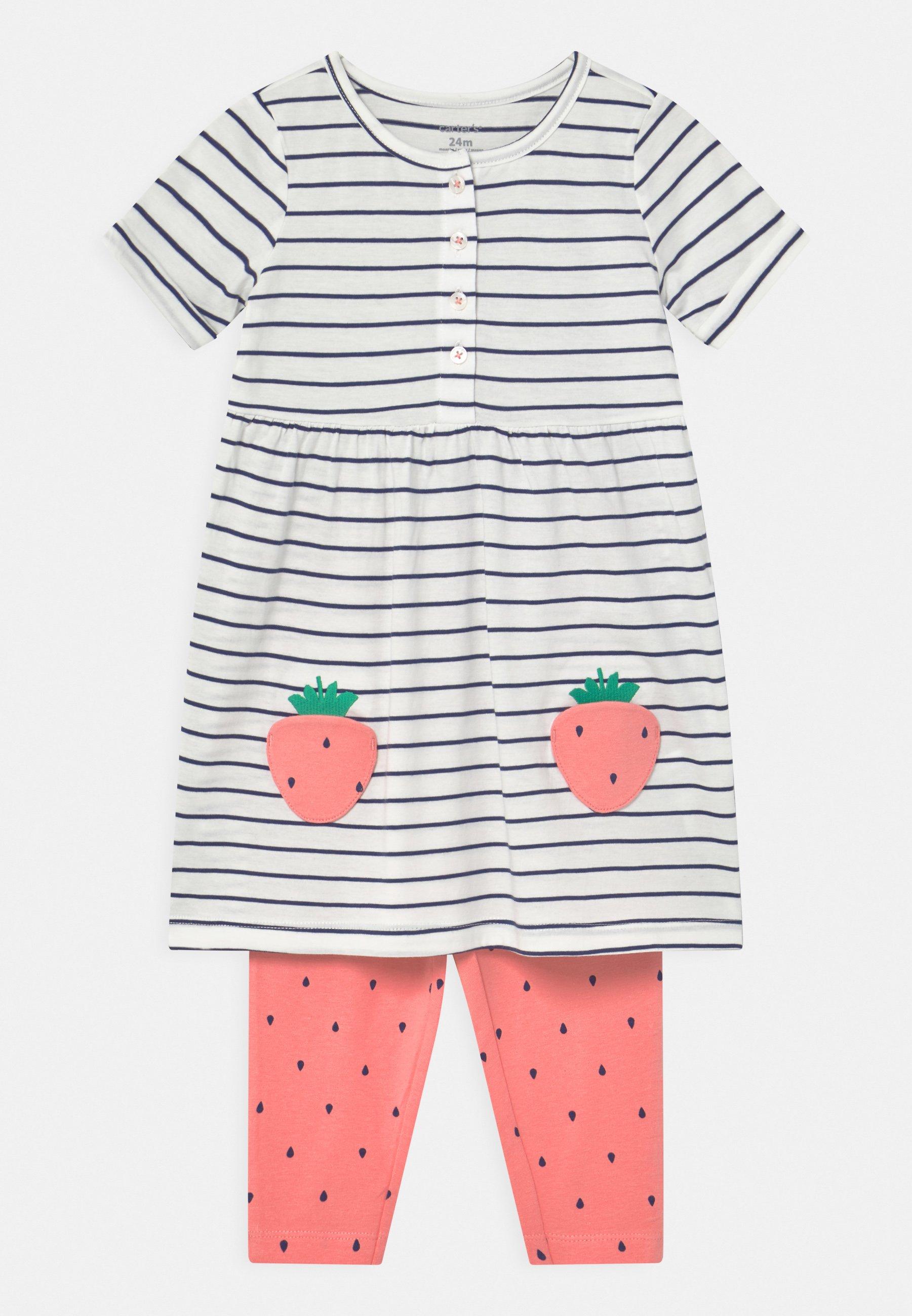 Kids STRIPE - Leggings - Trousers