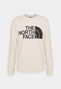 The North Face - STANDARD CREW - Sweatshirt - vintage white - 0