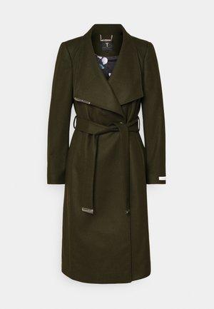 ROSE - Classic coat - olive