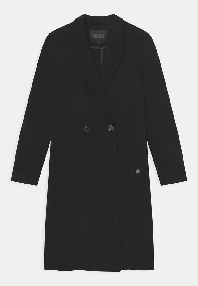 LINAH  - Klassisk frakke - black