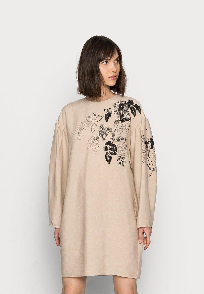 ARKET - DAY DRESS - Day dress - beige