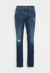 Replay - MARTY - Relaxed fit jeans - light blue - 4