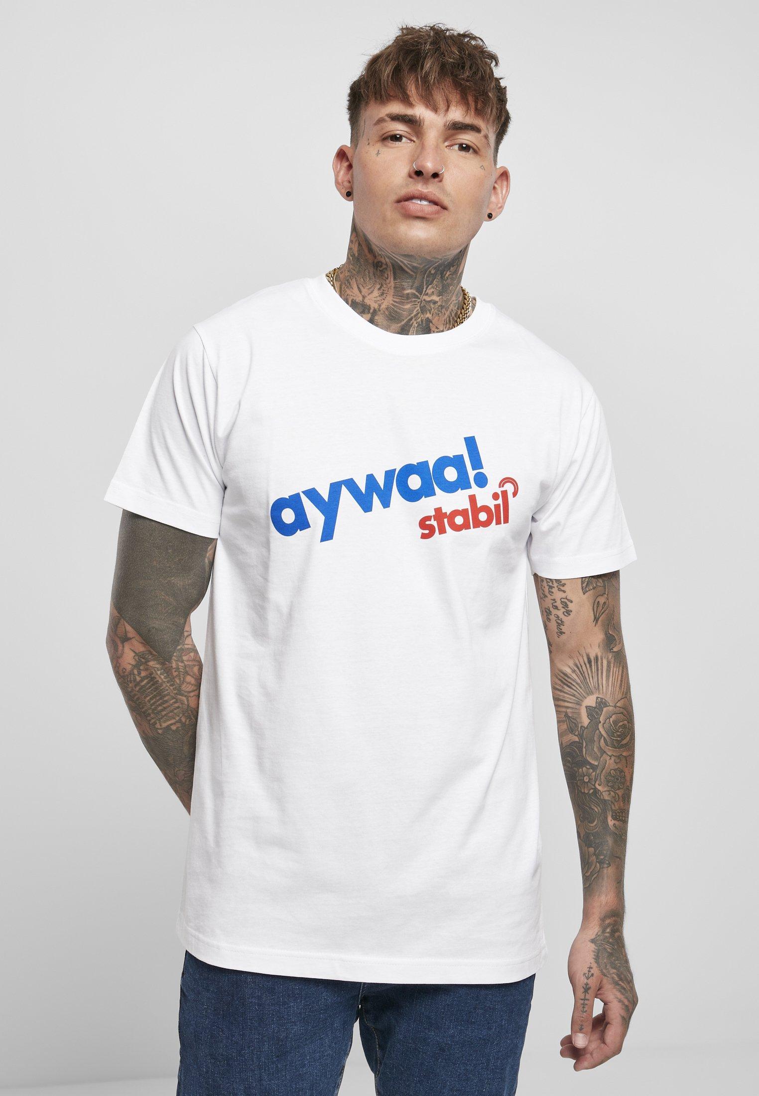 Hombre AYWAA - Camiseta estampada