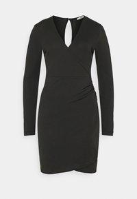 LTB - LICEFO - Pouzdrové šaty - black - 0