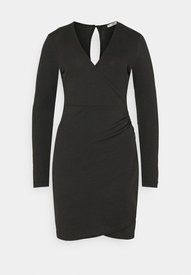 LICEFO - Pouzdrové šaty - black