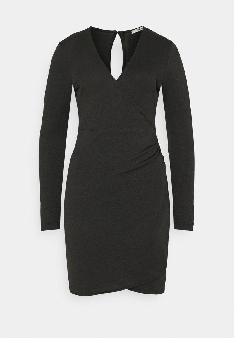 LTB - LICEFO - Pouzdrové šaty - black