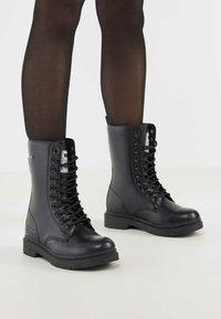 British Knights - Korte laarzen - black - 0