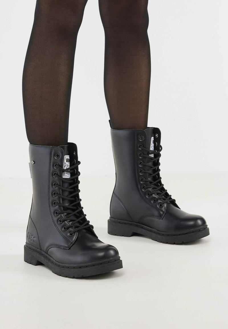 British Knights - Korte laarzen - black