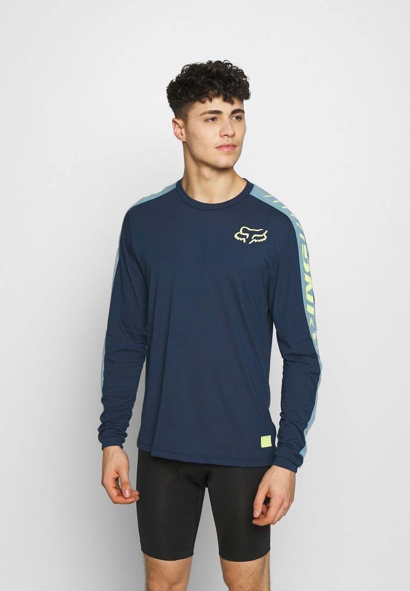 Fox Racing - RANGER  - Funktionsshirt - dark blue