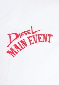 Diesel - T-DIEGOS-K15 - T-shirt con stampa - white - 2