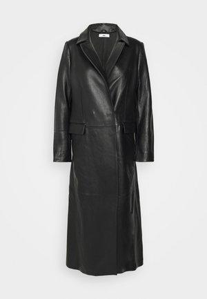 EVENING COAT - Klasický kabát - black