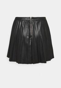 Glamorous Curve - LADIES SKIRT - Mini skirt - black - 1
