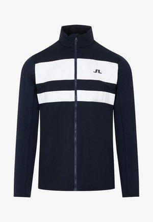 PACKLIGHT HYBRID - Fleece jacket - jl navy