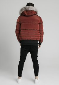 SIKSILK - DISTANCE JACKET - Winterjas - red - 2