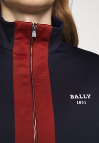Bally - Cardigan - ink/red - 5