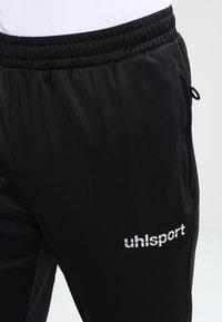 Uhlsport - ESSENTIAL CLASSIC - Tracksuit - schwarz/weiß - 7