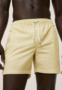 Mango - Swimming shorts - gelb - 3