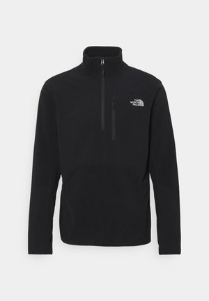 GLACIER PRO 1/4 ZIP  - Fleecepaita - black/anthracite