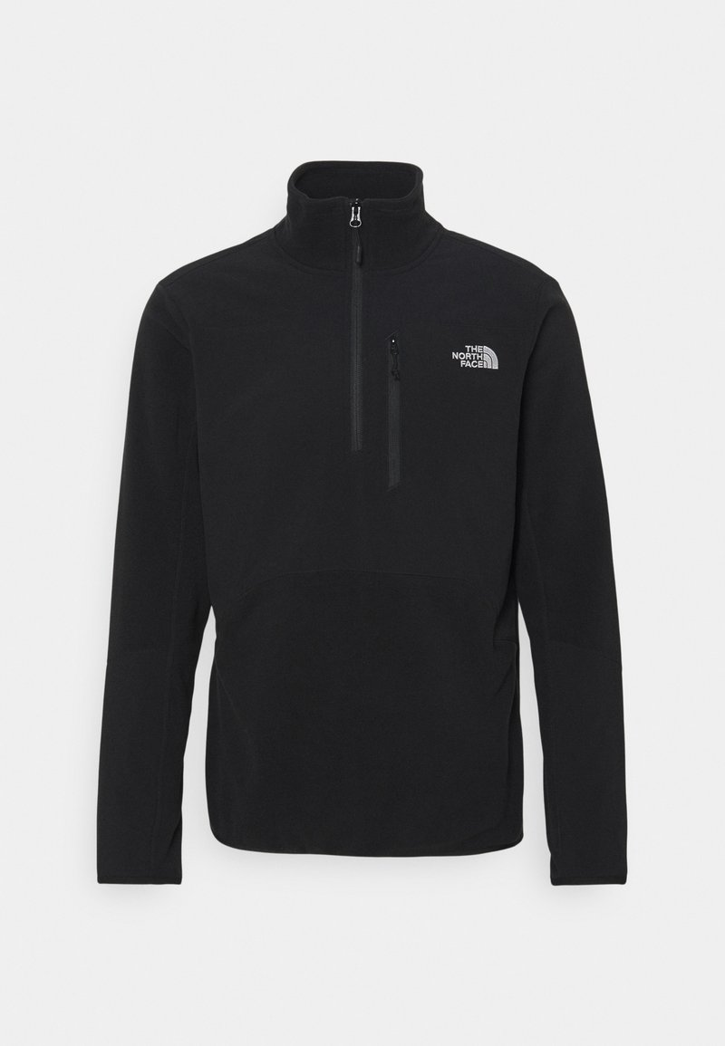The North Face - GLACIER PRO 1/4 ZIP  - Fleece jumper - black/anthracite