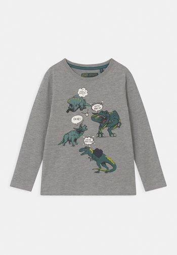 SMALL BOYS  - Long sleeved top - grey melange