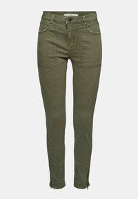 edc by Esprit - Slim fit jeans - khaki green - 9