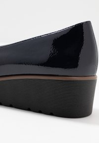 Anna Field - Escarpins à plateforme - dark blue - 2
