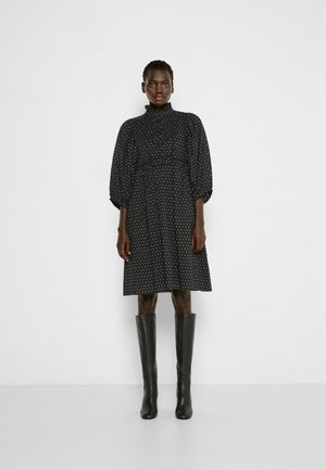 ASTER SARIA  - Day dress - blackprint