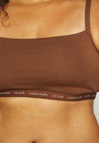 Calvin Klein Underwear - ONE UNLINED BRALETTE 2 PACK - Steznik - spruce - 4