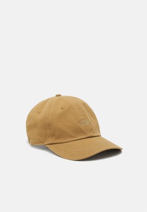 WASHED NORM HAT UNISEX - Cap - utility brown