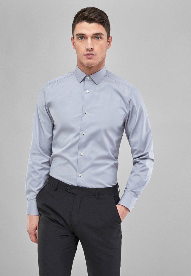 REGULAR FIT  - Formal shirt - grey