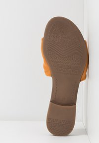 Anna Field - LEATHER - Mules - orange - 6