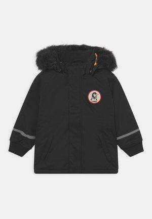 K2 UNISEX - Płaszcz zimowy - black