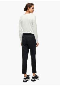 s.Oliver BLACK LABEL - Long sleeved top - soft white - 4