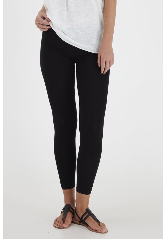 FRANSA KOKOS 1 LEGGINGS - Leggings - black