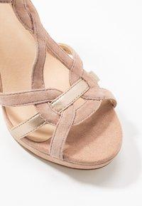 Anna Field - High heeled sandals - beige - 2