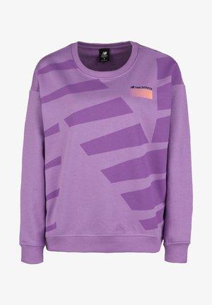 Sweatshirt - neoviolet