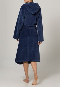 CAWÖ - LAGO - Dressing gown - nachtblau - 3