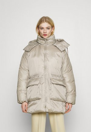 MARTINE PUFFER - Winter coat - beige