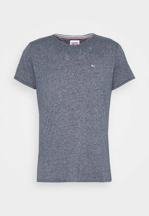 SLIM JASPE C NECK - Basic T-shirt - twilight navy