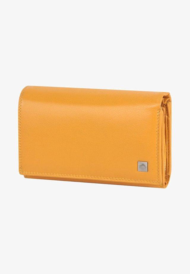 SPONGY - Wallet - yellow