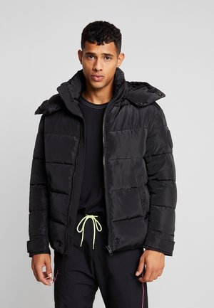 W-SMITH-YA-WH JACKET - Winter jacket - black