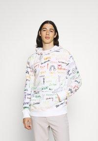 Hollister Co. - PRIDE - Sweatshirt - white - 0