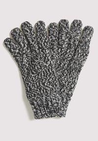 Superdry - STOCKHOLM  - Gloves - black grit - 1