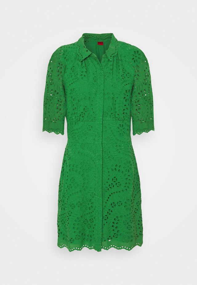 EISHANA - Korte jurk - medium green