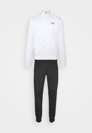 SET - Trainingspak - white/black